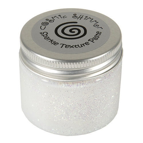 Creative Expressions - Cosmic Shimmer - Sparkle Texture Paste - Frosty Dawn