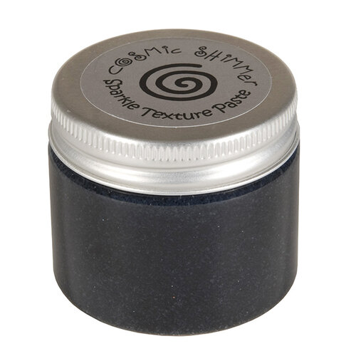 Creative Expressions - Cosmic Shimmer - Sparkle Texture Paste - Midnight