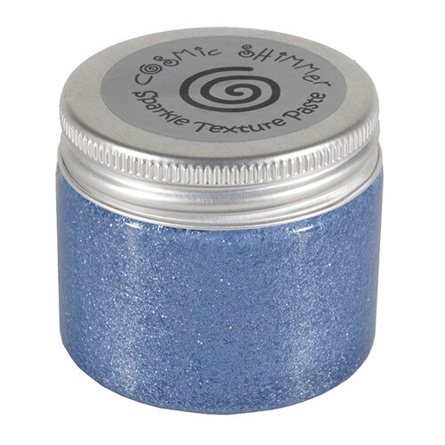 Creative Expressions - Cosmic Shimmer - Sparkle Texture Paste - Periwinkle