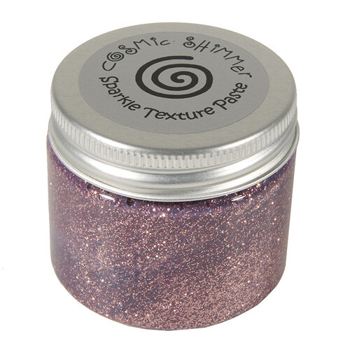 Creative Expressions - Cosmic Shimmer - Sparkle Texture Paste - Pink Blush