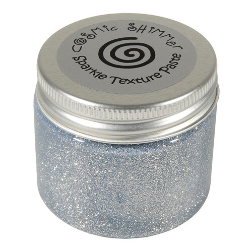Creative Expressions - Cosmic Shimmer - Sparkle Texture Paste - Silver Moon