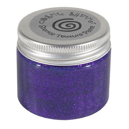 Creative Expressions - Cosmic Shimmer - Sparkle Texture Paste - Vivid Violet