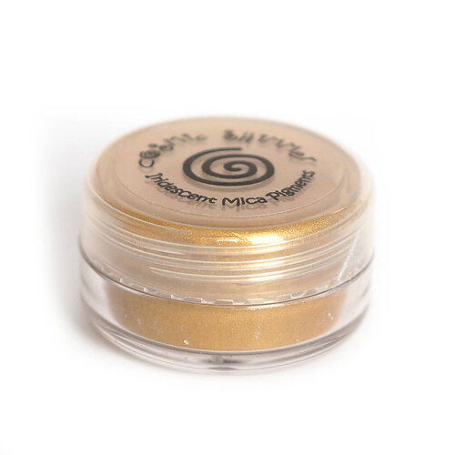Creative Expressions - Cosmic Shimmer - Mica Pigments - Old Gold