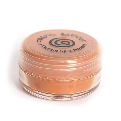 Creative Expressions - Cosmic Shimmer - Mica Pigments - Chic Pumpkin