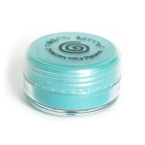 Creative Expressions - Cosmic Shimmer - Mica Pigments - Decadent Teal