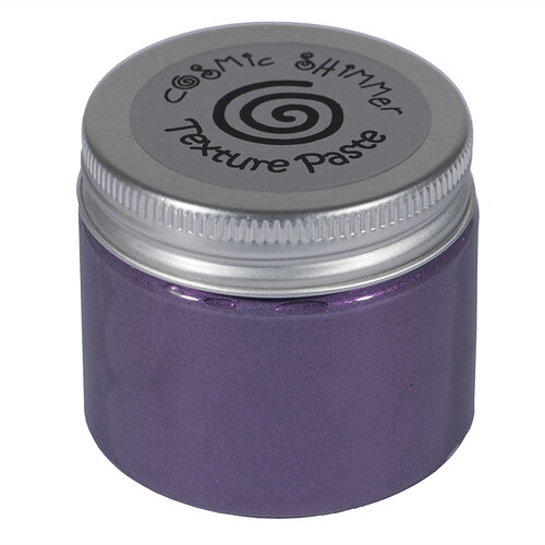 Creative Expressions - Cosmic Shimmer - Pearl Texture Paste - Chic Aubergine