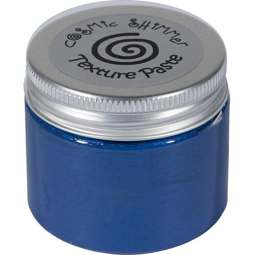 Creative Expressions - Cosmic Shimmer - Pearl Texture Paste - Decadent Denim