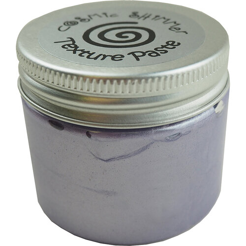 Creative Expressions - Cosmic Shimmer - Pearl Texture Paste - Frosted Heather