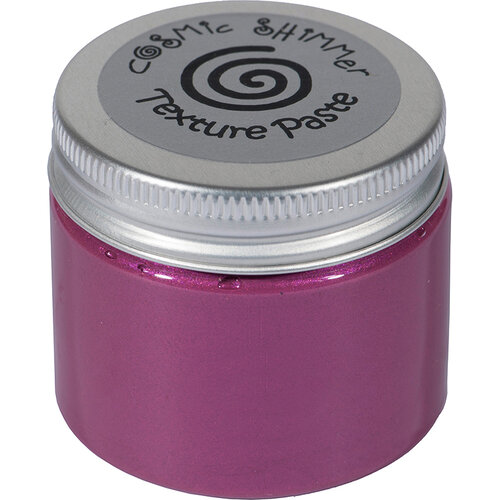 Creative Expressions - Cosmic Shimmer - Pearl Texture Paste - Chic Magenta
