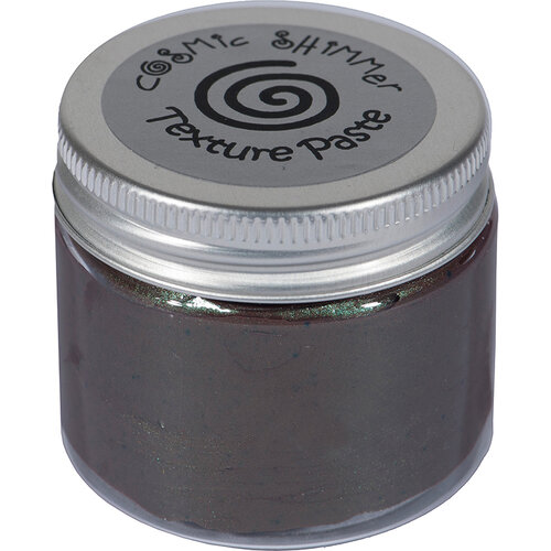 Creative Expressions - Cosmic Shimmer - Pearl Texture Paste - Decadent Oak