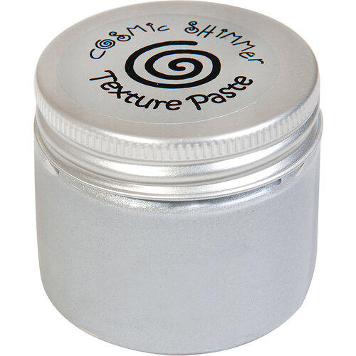 Creative Expressions - Cosmic Shimmer - Pearl Texture Paste - Platinum