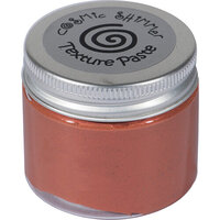 Creative Expressions - Cosmic Shimmer - Pearl Texture Paste - Chic Pumpkin