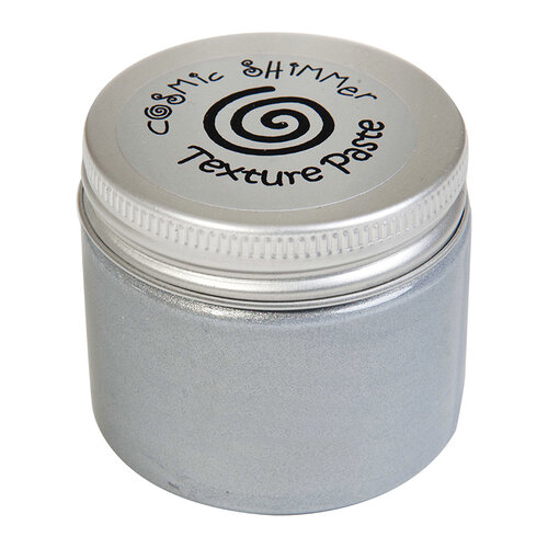 Creative Expressions - Cosmic Shimmer - Pearl Texture Paste - Titanium