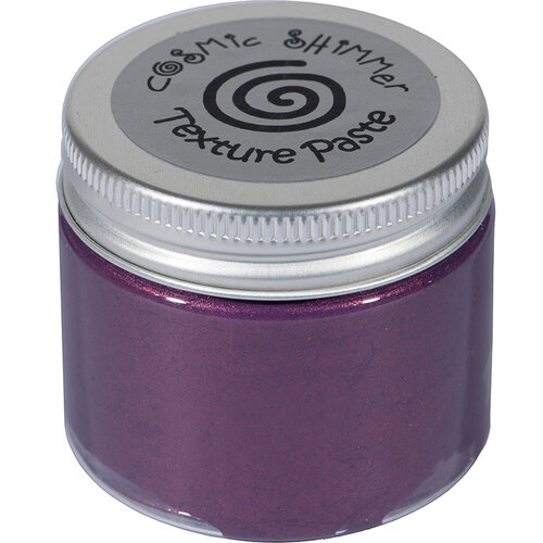Creative Expressions - Cosmic Shimmer - Pearl Texture Paste - Decadent Wine
