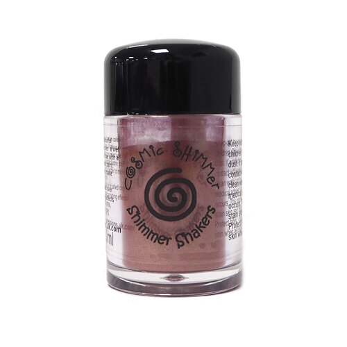 Creative Expressions - Cosmic Shimmer - Shimmer Shaker - Rich Wine