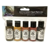 Creative Expressions - Cosmic Shimmer -Special Effects Paint Kit - Rust