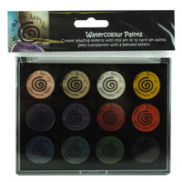 Creative Expressions - Cosmic Shimmer - Watercolour Palette - Set 1 - Essential Brights