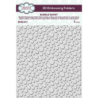 Creative Expressions - 3D Embossing Folder - Bubble Burst