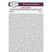 Creative Expressions - 3D Embossing Folder - Bubble Burst