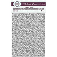 Creative Expressions - 3D Embossing Folder - Pebble Rush