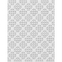 Creative Expressions - 3D Embossing Folders - Geo Trellis