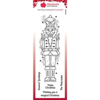 Creative Expressions - Woodware - Christmas - Clear Acrylic Stamps - Singles - Nutcracker