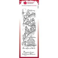 Creative Expressions - Woodware - Christmas - Clear Acrylic Stamps - Singles - Peaceful Night