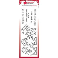 Creative Expressions - Woodware - Clear Photopolymer Stamps - Singles - Three Gnomes