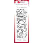 Creative Expressions - Woodware - Clear Photopolymer Stamps - Singles - Heart Border