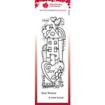 Creative Expressions - Woodware - Clear Photopolymer Stamps - Singles - Rainbow House