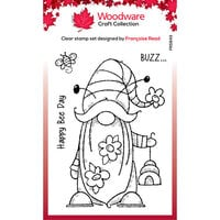 Creative Expressions - Woodware - Clear Photopolymer Stamps - Singles - Bee Gnome