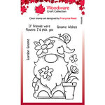 Creative Expressions - Woodware - Clear Photopolymer Stamps - Singles - Garden Gnome
