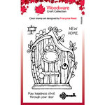 Creative Expressions - Woodware - Clear Photopolymer Stamps - Singles - Fairy Door