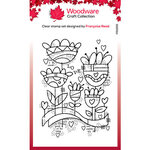 Creative Expressions - Woodware - Clear Photopolymer Stamps - Singles - Love Garden