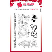 Creative Expressions - Woodware - Clear Photopolymer Stamps - Singles - Additions