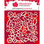 Creative Expressions - Woodware - Stencil - Doodle Mesh