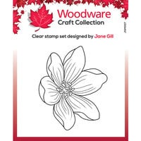 Creative Expressions - Woodware - Clear Photopolymer Stamps - Mini - Garden Spray