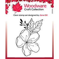 Creative Expressions - Woodware - Clear Photopolymer Stamps - Mini - Floral Wonder
