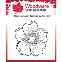 Creative Expressions - Woodware - Clear Photopolymer Stamps - Mini - Scented Blooms