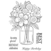 Creative Expressions - Woodware Clear Singles - Clear Photopolymer Stamps - Fresh Cuts