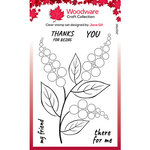 Creative Expressions - Woodware - Clear Photopolymer Stamps - Singles - Bubble Bloom Ellie