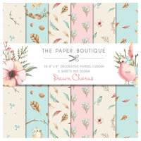 The Paper Boutique - Dawn Chorus Collection - 8 x 8 Paper Pad