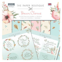 The Paper Boutique - Dawn Chorus Collection - Paper Kit