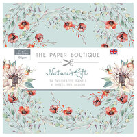 The Paper Boutique - Natures Gift Collection - Panel Pad
