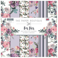 The Paper Boutique - For Her Collection - 8 x 8 Paper Pad