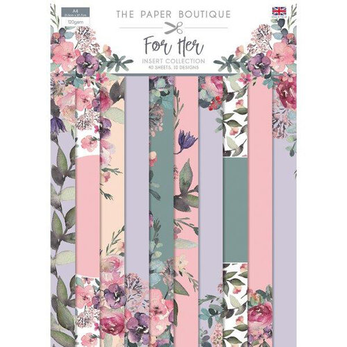 The Paper Boutique - For Her Collection - Insert Collection