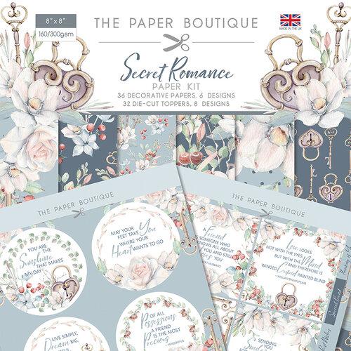 The Paper Boutique - Secret Romance Collection - Paper Kit