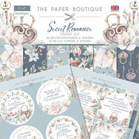 The Paper Boutique - Secret Romance Collection - Paper Kit