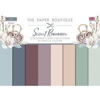 The Paper Boutique - Secret Romance Collection - Colour Card Collection
