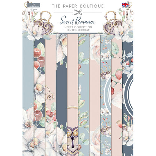 The Paper Boutique - Secret Romance Collection - Insert Collection